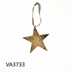 adorno colg. estrella copper s