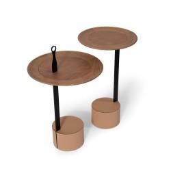 mesa hago baja dorada