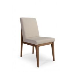 silla tapizada casual