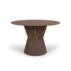 mesa circular gourman