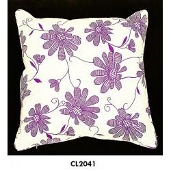 almohadon pop flower violeta