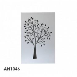 cuadro arbol 60x4x40