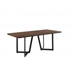 mesa mons tapa marron