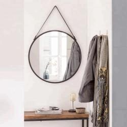 espejo circular merida