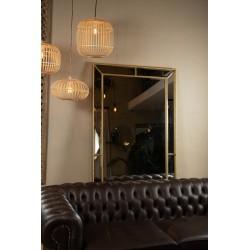 espejo marbella large dorado