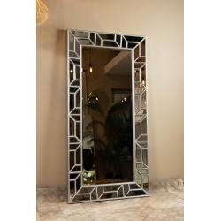 espejo compostela plateado