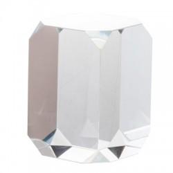 prisma decorativo de vidrio