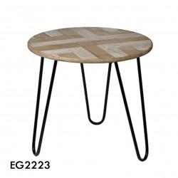 mesa redonda prescott baja