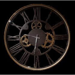 reloj metal engranajes...