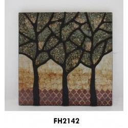 aplique pared trees 40x40