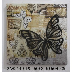 aplique pared butterfly