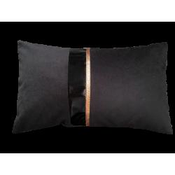 almohadon mix texturas black