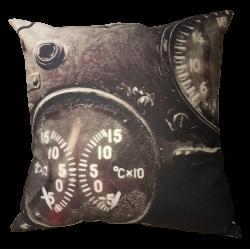 almohadon clocks  50x50