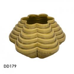 vasija ceramica lines m 30x20