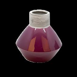 vasija purpura ceramica c-bord