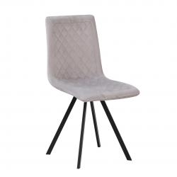 silla bonn gris