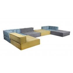 sofa modulo 3 82x82x43